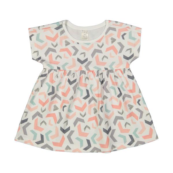پیراهن دخترانه رابو مدل 2051129-01