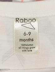 پیراهن دخترانه رابو مدل 2051129-01 -  - 4