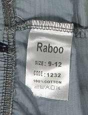 ست تی شرت و شلوار دخترانه رابو مدل 2051122-11 -  - 9