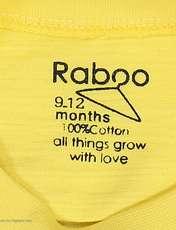 ست تی شرت و شلوار دخترانه رابو مدل 2051122-11 -  - 5