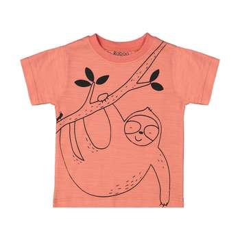 تی شرت دخترانه رابو مدل 2051117-22