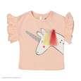 ست تی شرت و شلوار دخترانه رابو مدل 2051127-81 thumb 2
