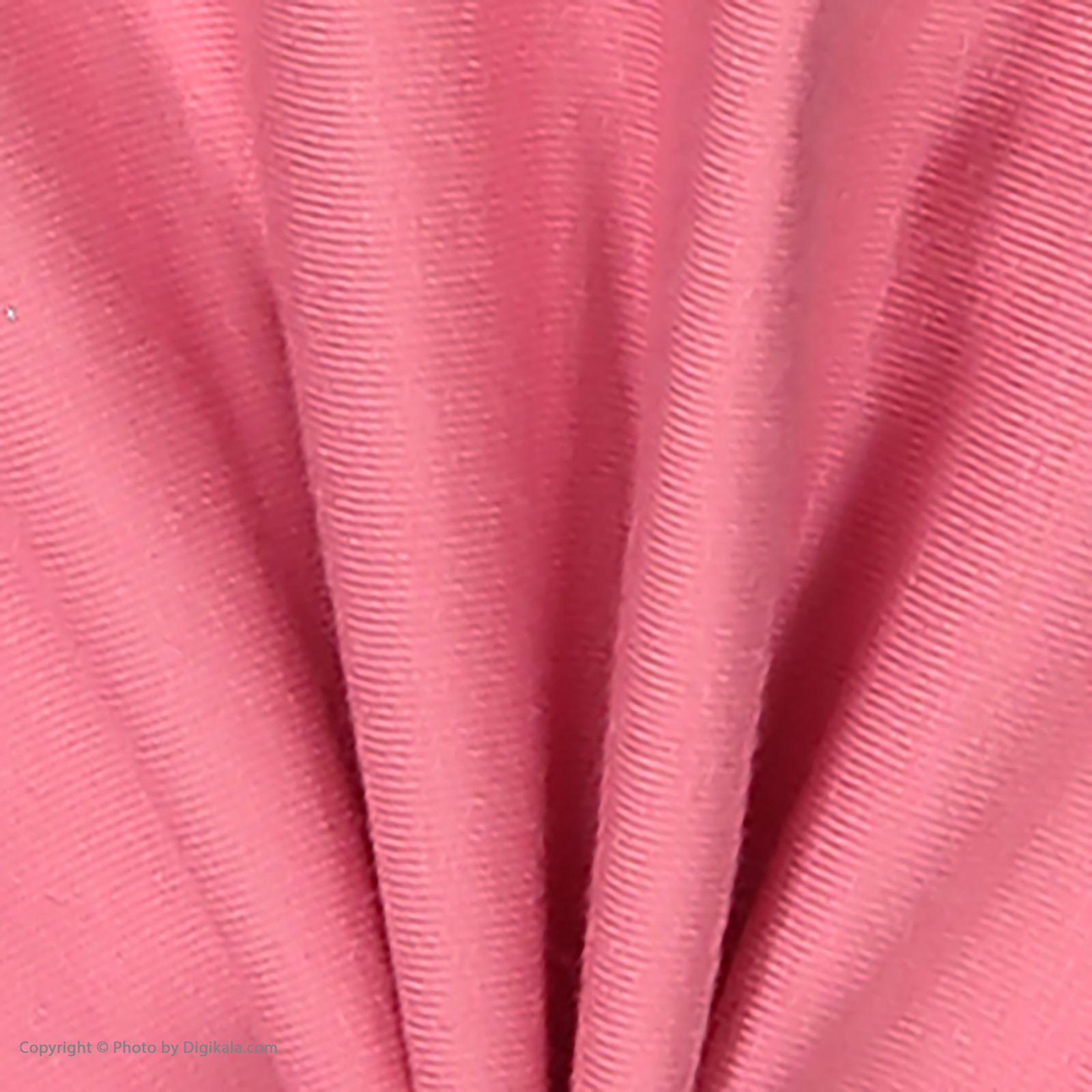 ست تی شرت و شلوار دخترانه رابو مدل 2051127-81 main 1 8