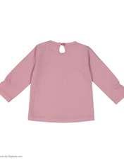 تی شرت دخترانه رابو مدل 2051118-86 -  - 2