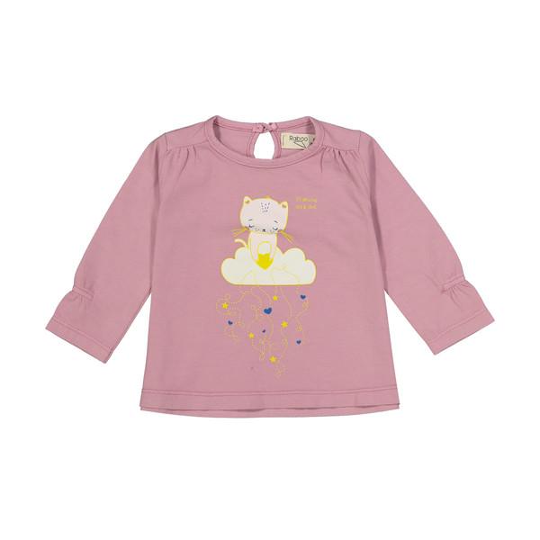 تی شرت دخترانه رابو مدل 2051118-86