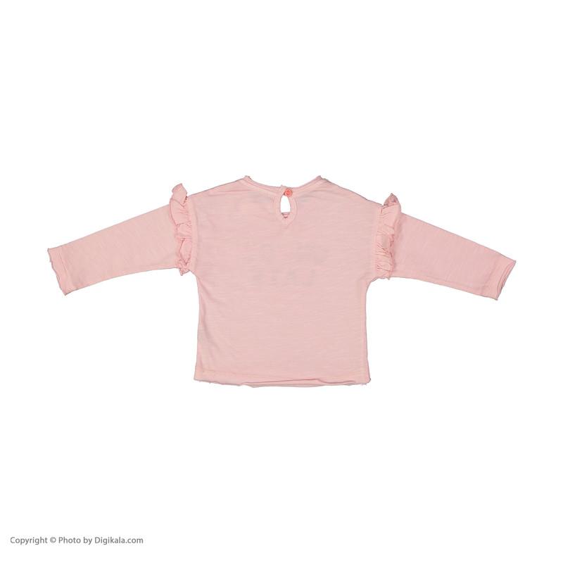 تی شرت دخترانه رابو مدل 2051119-84