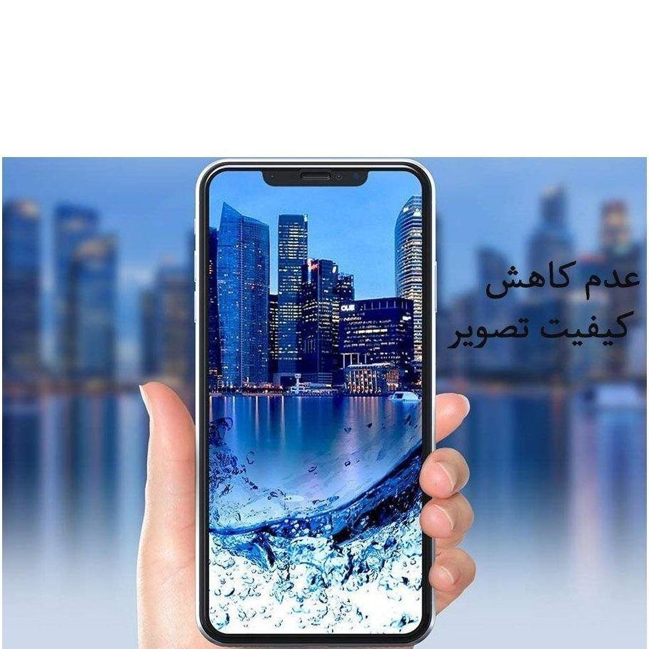 محافظ صفحه نمایش کوالا مدل FFULX011 مناسب برای گوشی موبایل اپل Iphone X / XS / 11 pro main 1 2