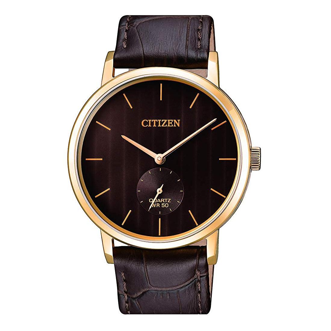قیمت و خرید                         ساعت مچی عقربه ای مردانه سیتی زن کد BE9173-07X