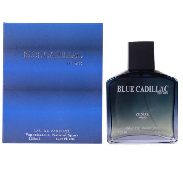 ادو پرفیوم مردانه زنیت مدل Blue Cadillac حجم 125 میلی لیتر