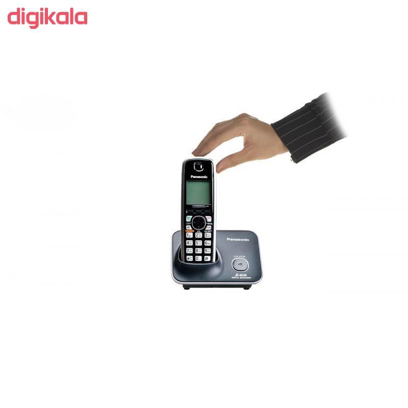 تلفن بی سیم پاناسونیک مدل KX-TG3711SX main 1 2
