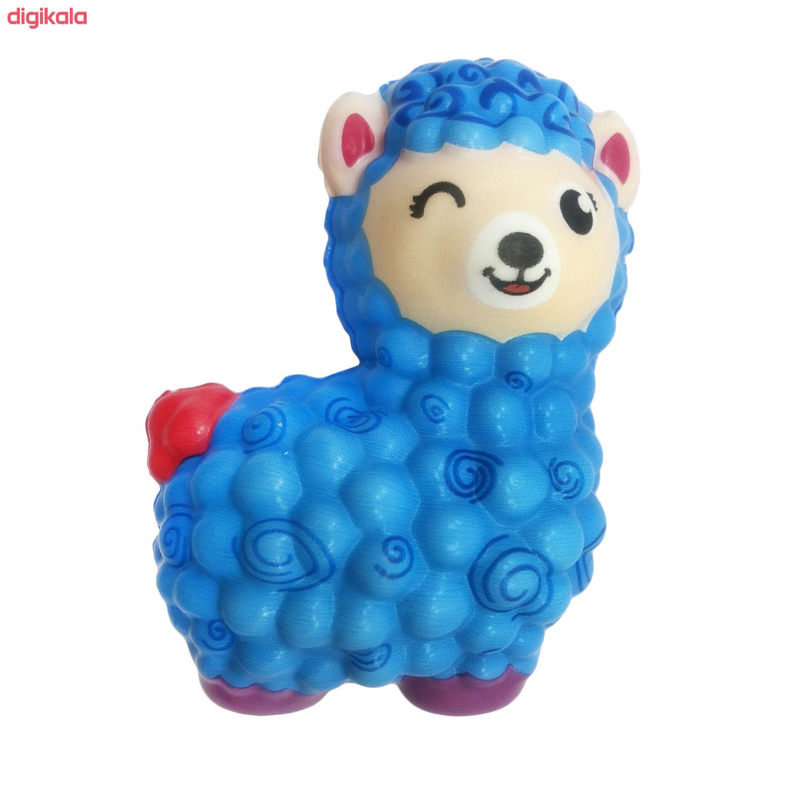 اسکویشی مدل Cute Lamb