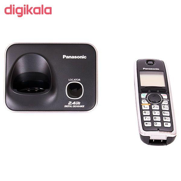 تلفن بی سیم پاناسونیک مدل KX-TG3711SX main 1 4