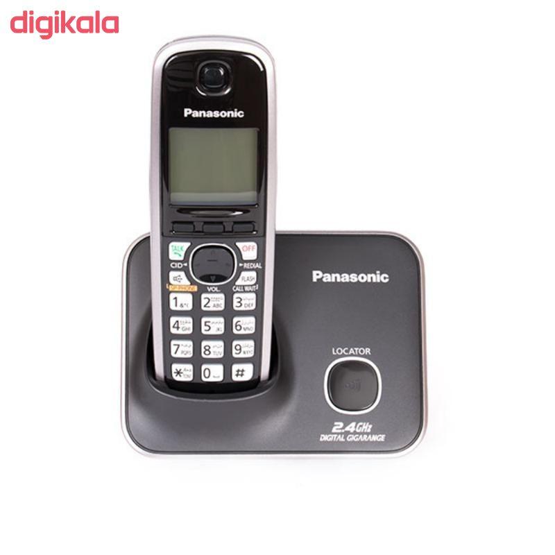 تلفن بی سیم پاناسونیک مدل KX-TG3711SX main 1 5