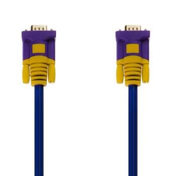 کابل VGA های تک مدل ht-03 طول 5 متر