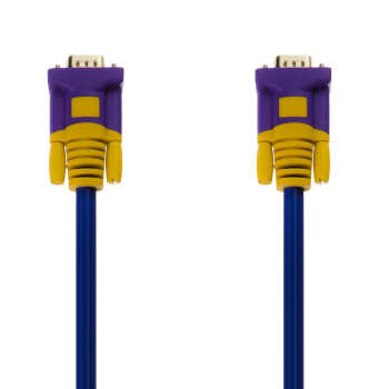 کابل VGA های تک مدل ht-02 طول 3 متر