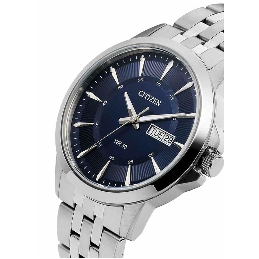 خرید                                         ساعت مچی عقربه ای مردانه سیتی زن کد BF2011-51L