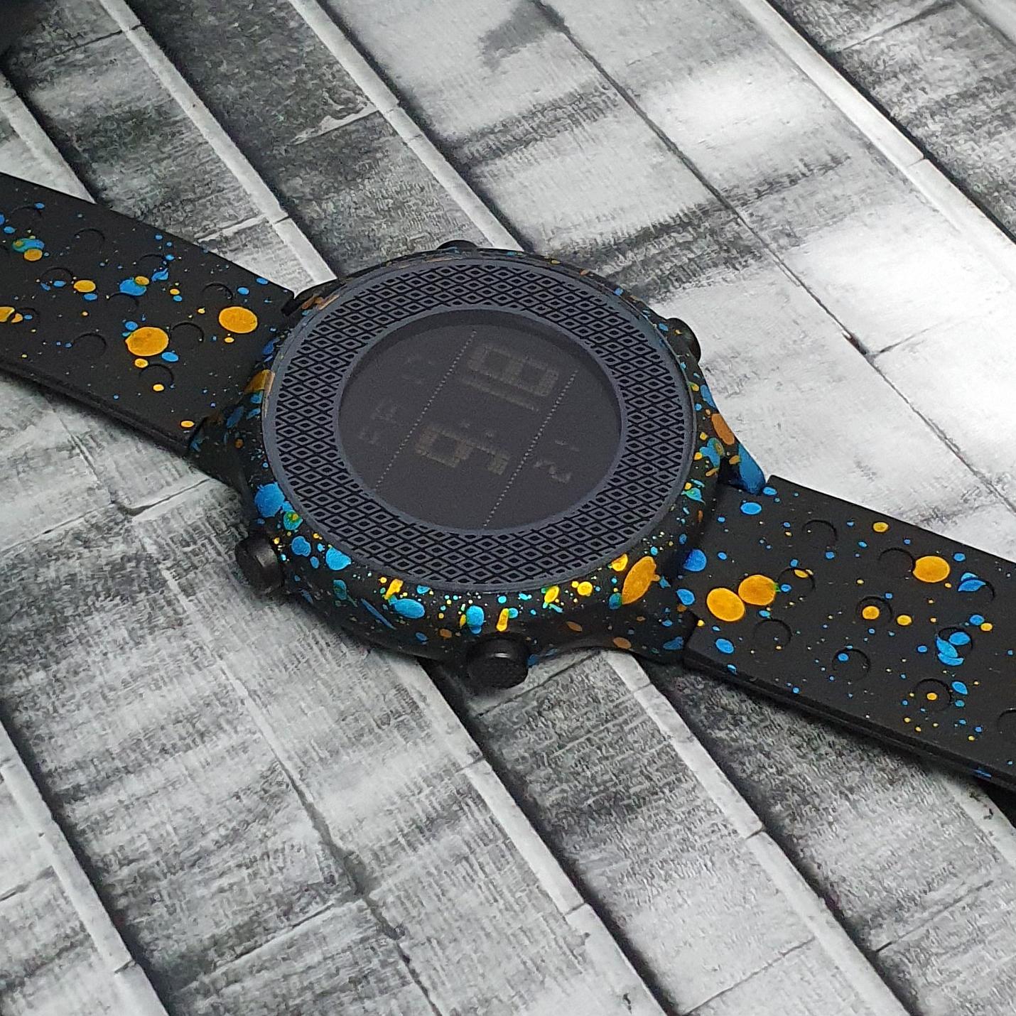 ساعت مچی دیجیتال مدل BNMI-YBL