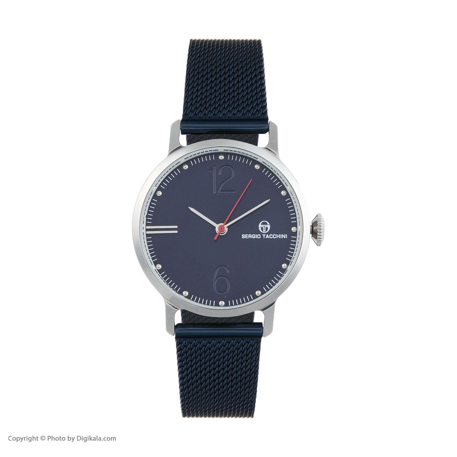 ساعت مچی عقربه ای مردانه سرجیو تاچینی مدل ST.9.119.05 -  - 1