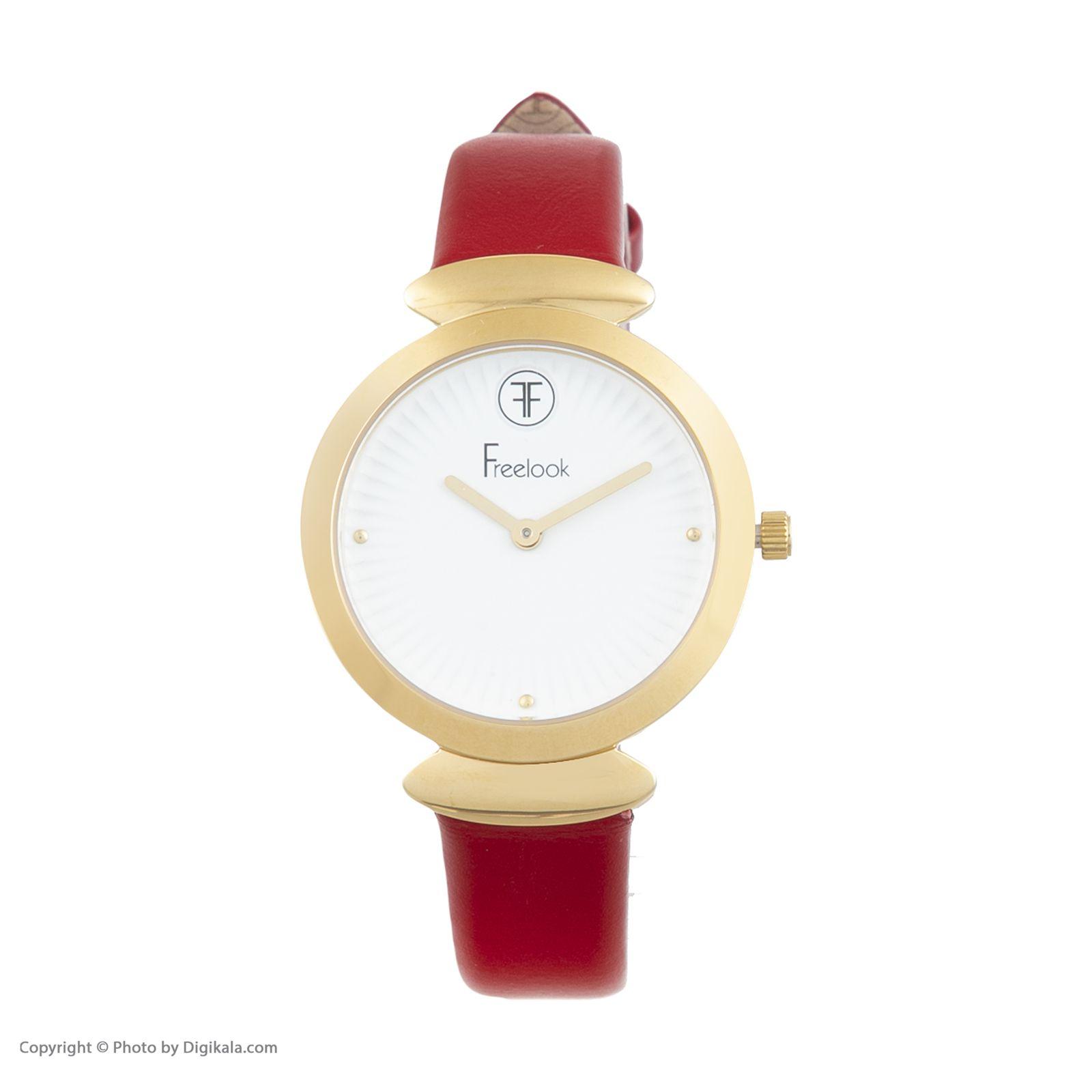 ساعت مچی عقربه ای زنانه فری لوک مدل F.9.1002.01 -  - 1