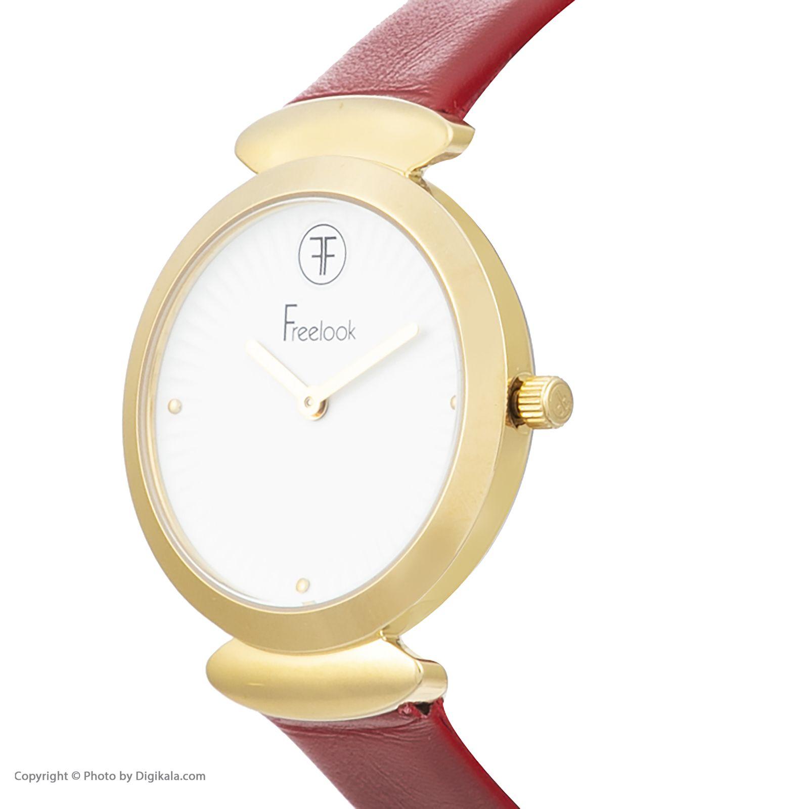 ساعت مچی عقربه ای زنانه فری لوک مدل F.9.1002.01 -  - 3
