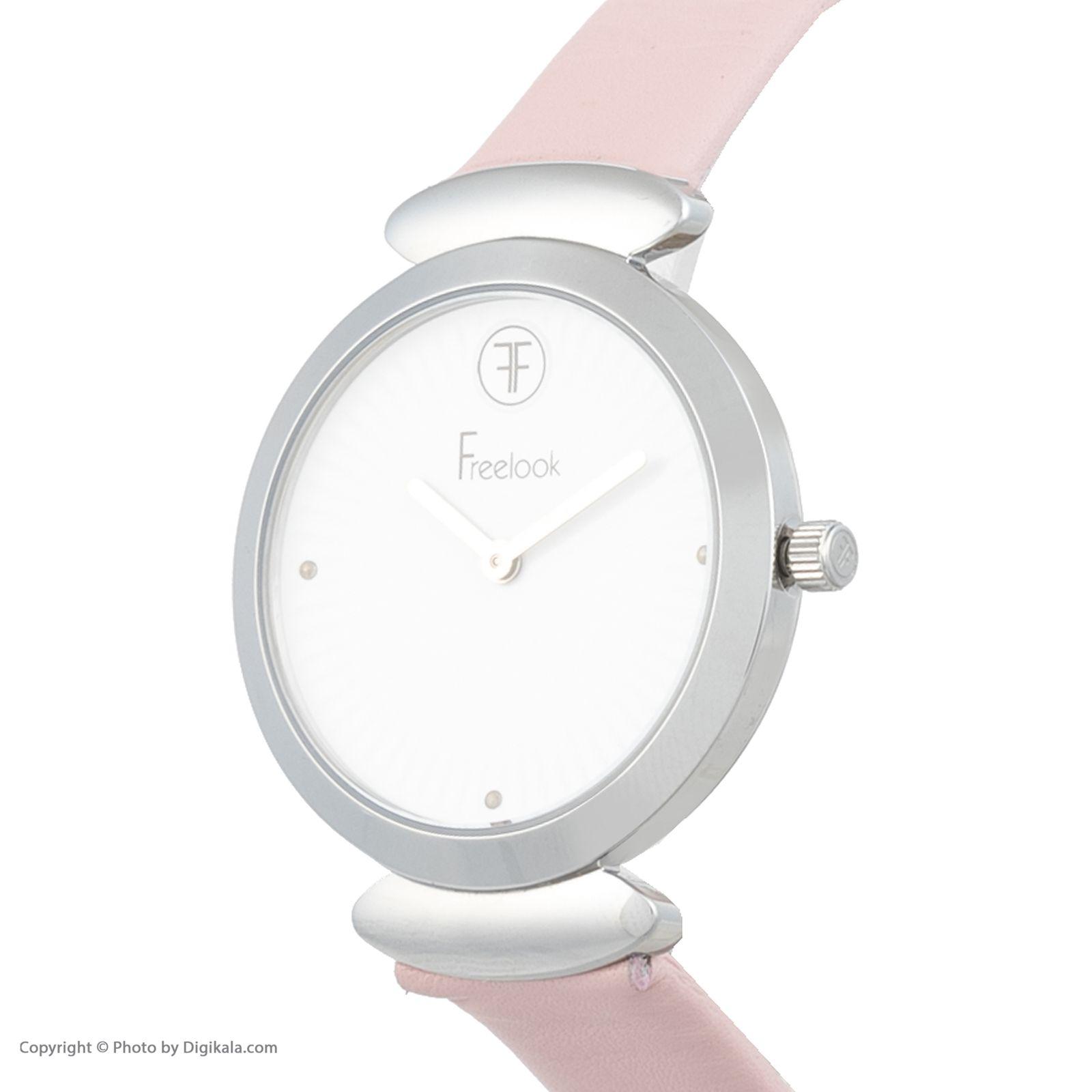 ساعت مچی عقربه ای زنانه فری لوک مدل F.9.1002.05 -  - 3