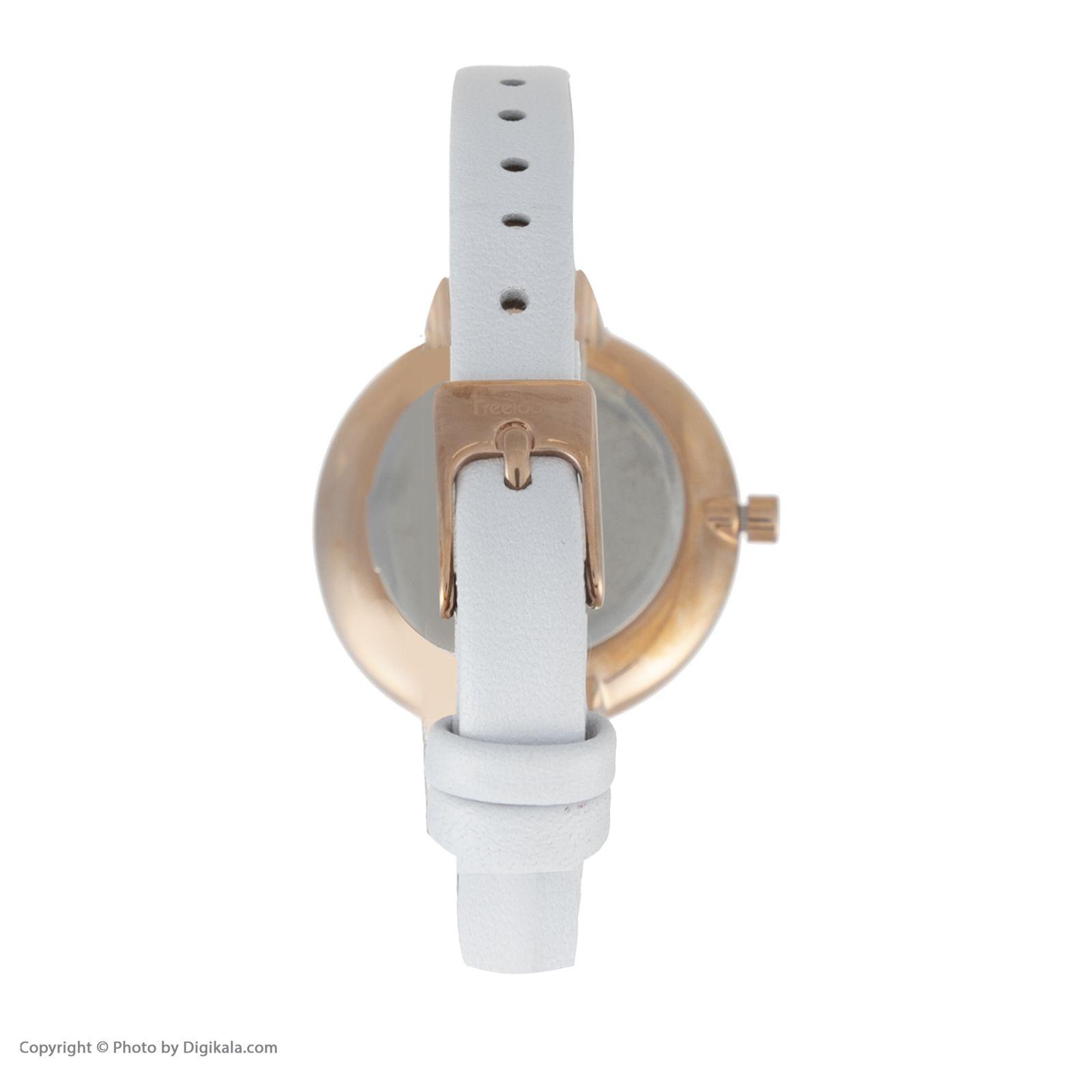 ساعت مچی عقربه ای زنانه فری لوک مدل F.8.1038.03 -  - 2