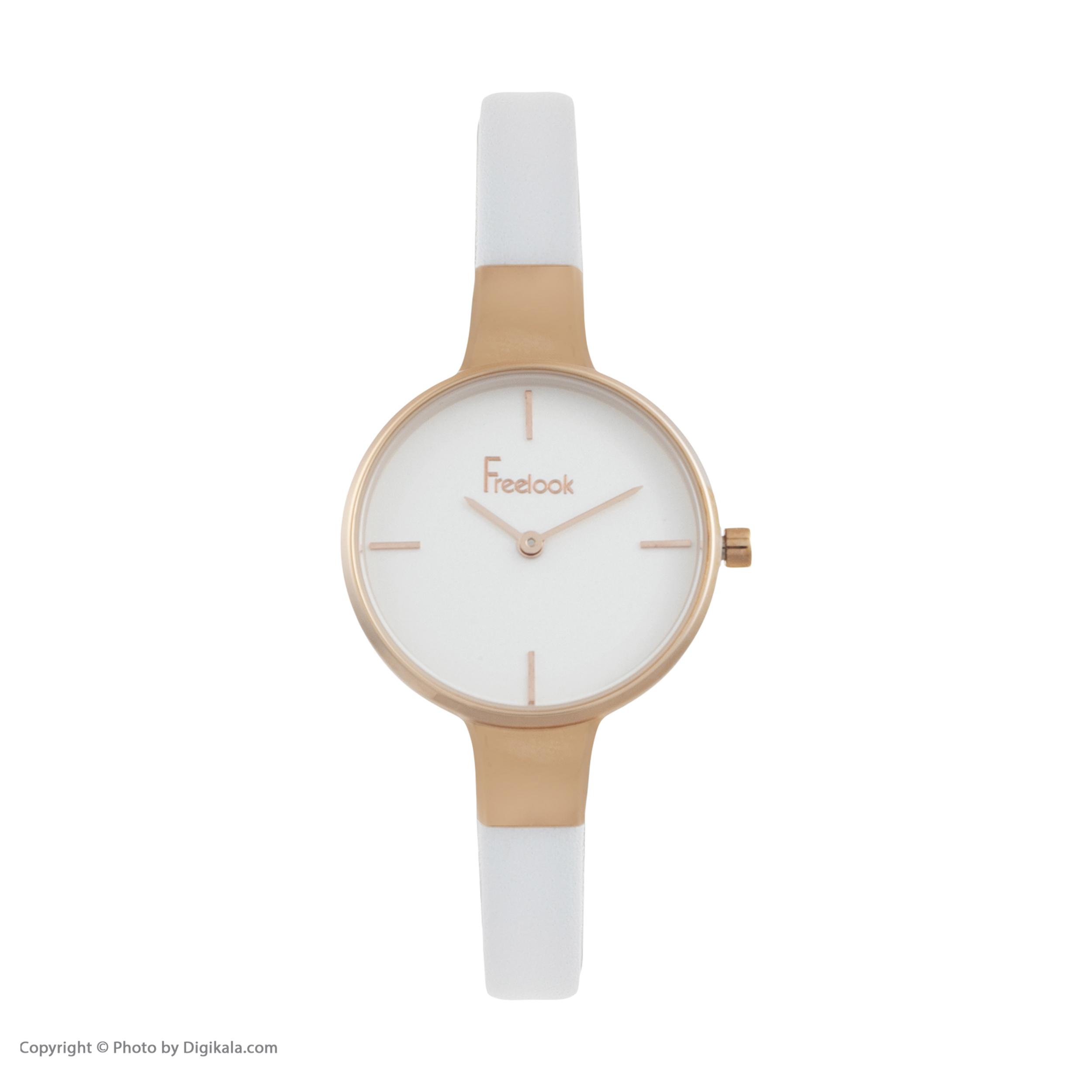 ساعت مچی عقربه ای زنانه فری لوک مدل F.8.1038.03 -  - 1