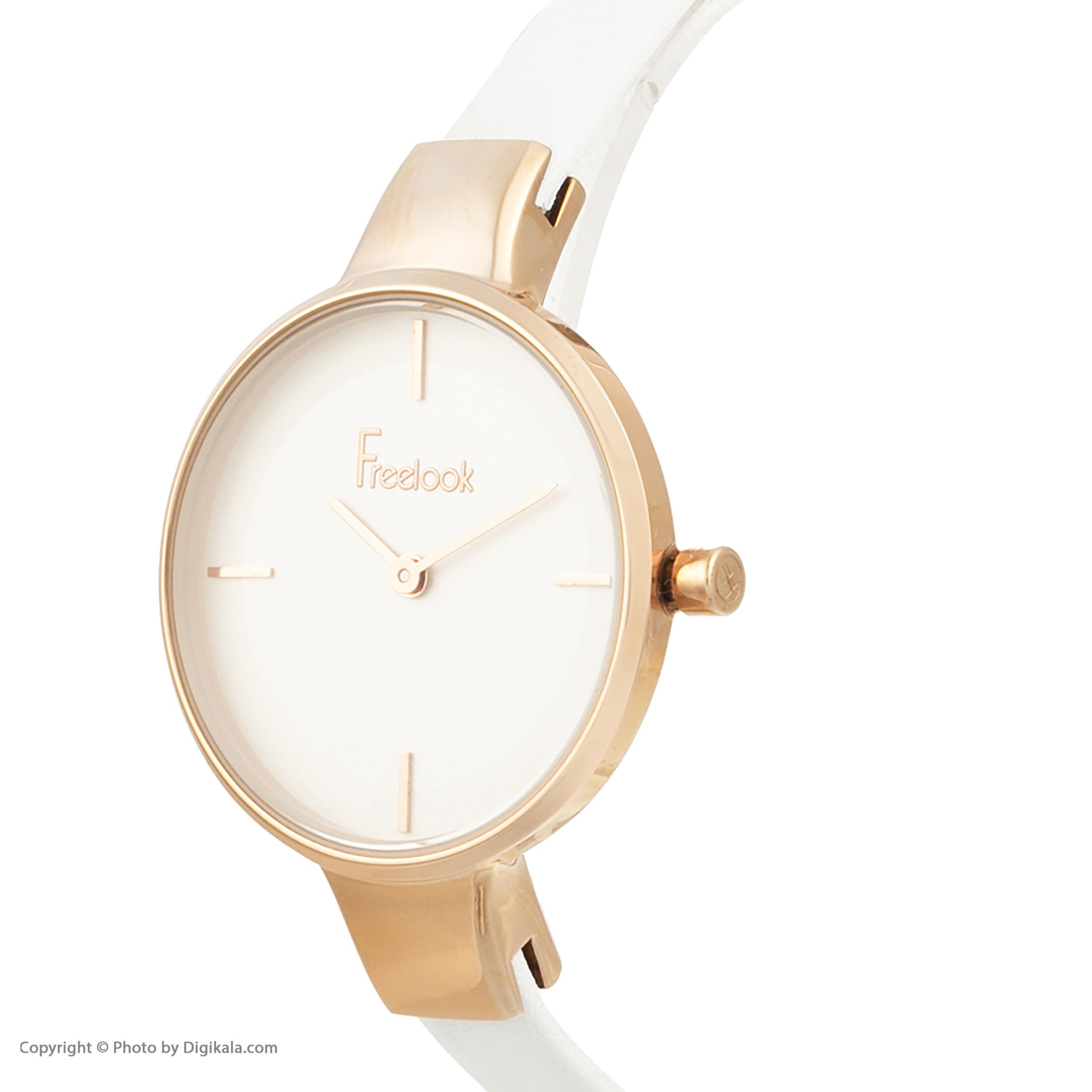 ساعت مچی عقربه ای زنانه فری لوک مدل F.8.1038.03 -  - 4