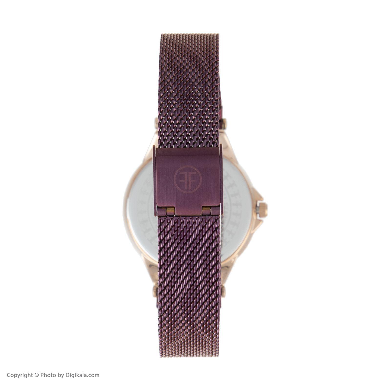 ساعت مچی عقربه ای زنانه فری لوک مدل F.7.1054.07 -  - 2