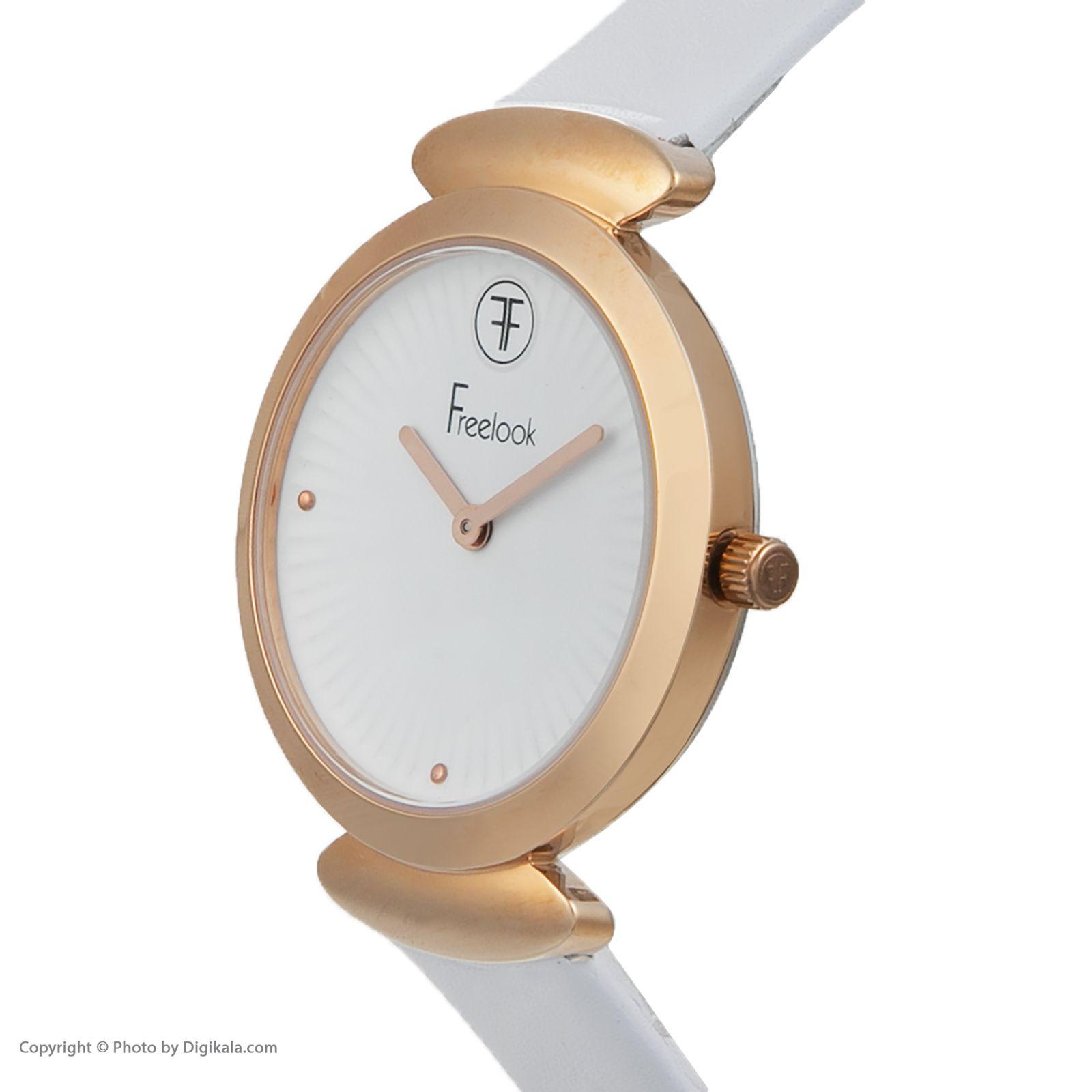ساعت مچی عقربه ای زنانه فری لوک مدل F.9.1002.02 -  - 2