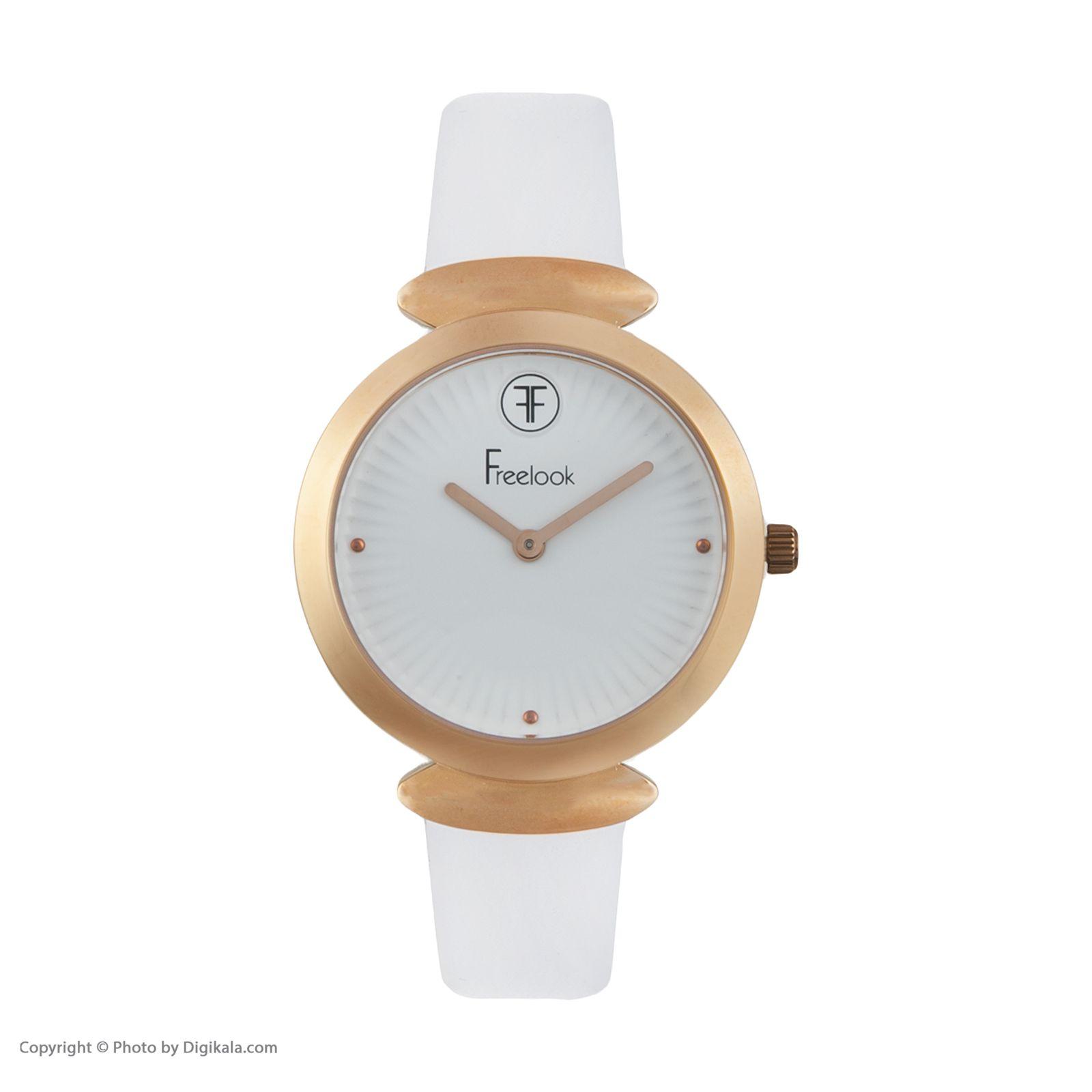 ساعت مچی عقربه ای زنانه فری لوک مدل F.9.1002.02 -  - 1