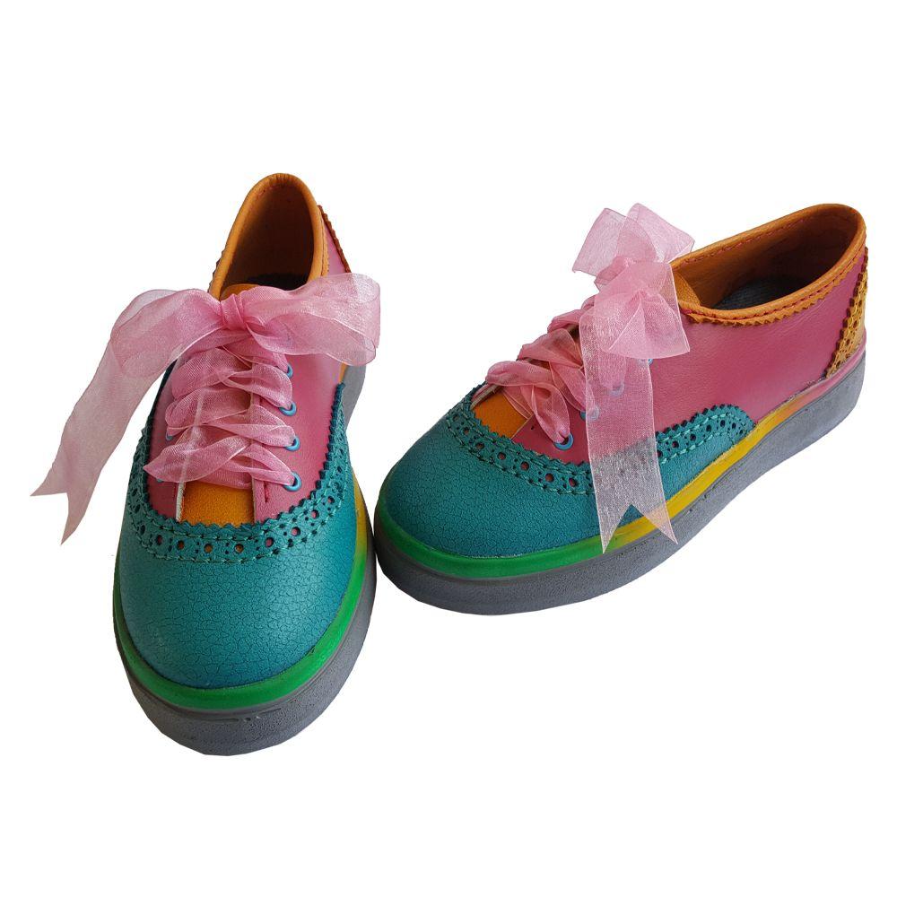 کفش روزمره زنانه کد k80 -  - 1
