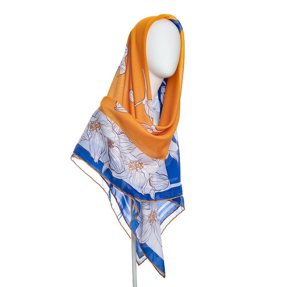 روسری زنانه نوولاشال کد 022476 -  - 3