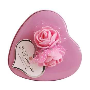 جعبه هدیه طرح قلب مدل LOVE 2