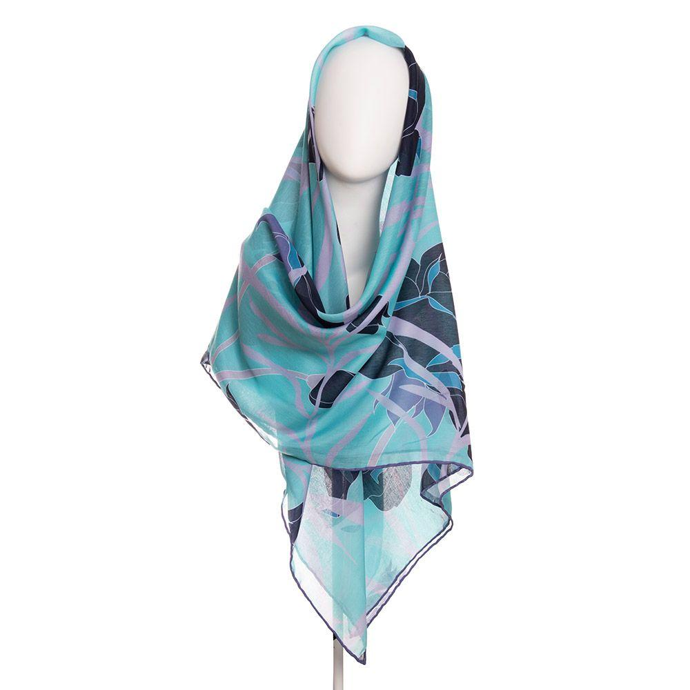 روسری زنانه نوولاشال کد 022484 -  - 1