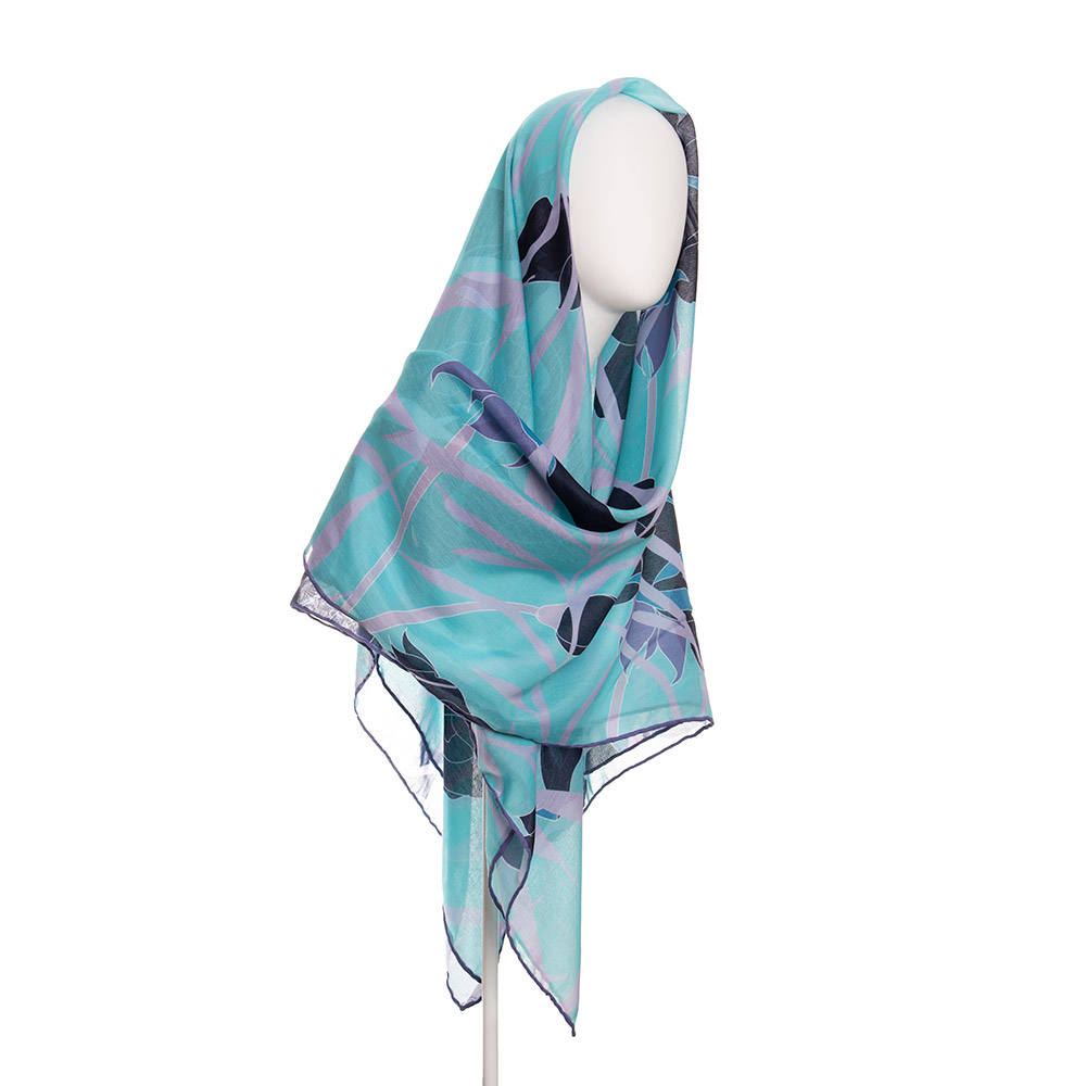 روسری زنانه نوولاشال کد 022484 -  - 3