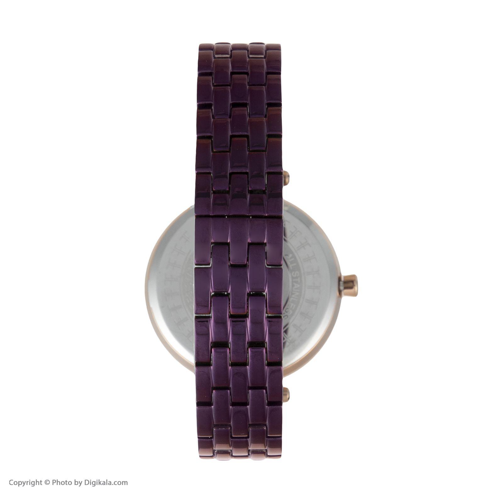 ساعت مچی عقربه ای زنانه فری لوک مدل F.8.1017.07 -  - 3