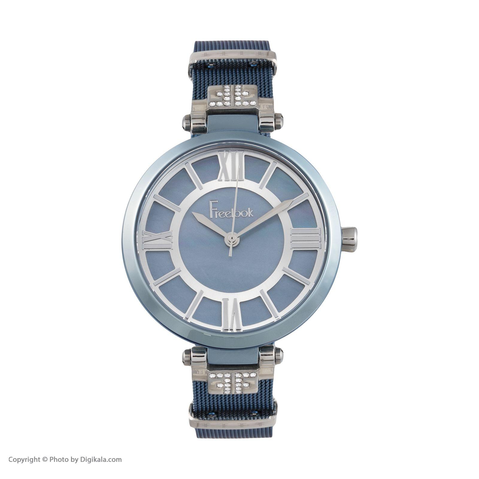 ساعت مچی عقربه ای زنانه فری لوک مدل F.8.1016.08 -  - 1