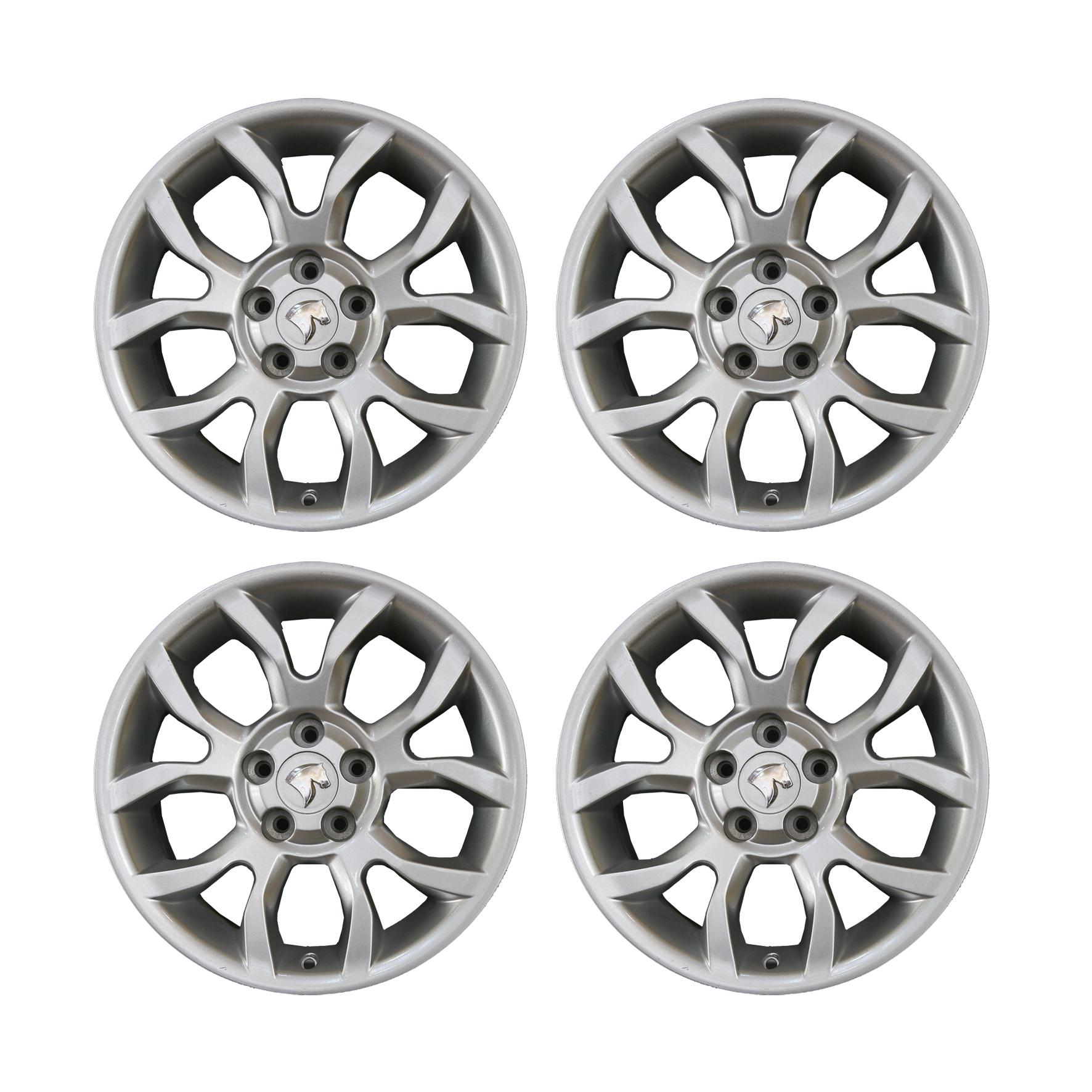رینگ چرخ مدل X409 سایز 16 مناسب برای دنا پلاس بسته 4 عددی