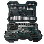مجموعه 215 عددی آچار بکس و سری پیچ گوشتی ماموت مدل 90900035 thumb