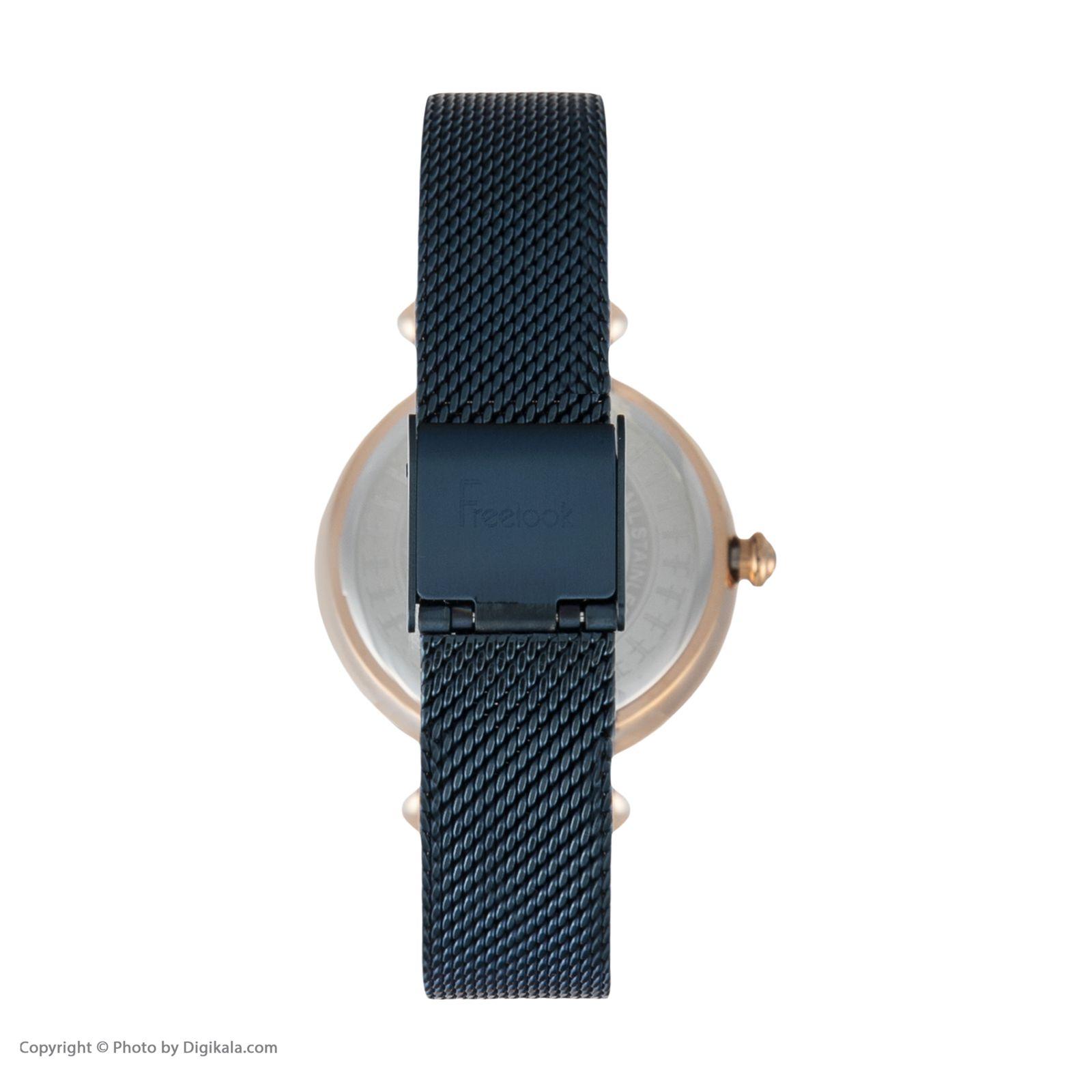 ساعت مچی عقربه ای زنانه فری لوک مدل F.8.1074.06 -  - 4