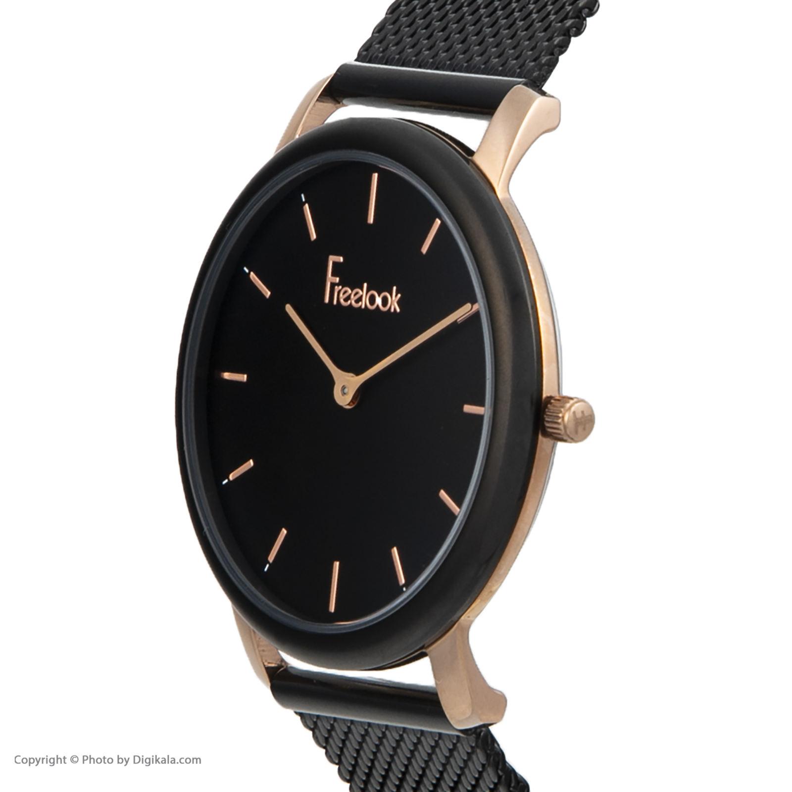ساعت مچی عقربه ای زنانه فری لوک مدل F.9.1009.04 -  - 2