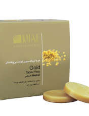 وکس موبر کواف مدل  GOLD وزن  20.8 گرم بسته 24 عددی -  - 1