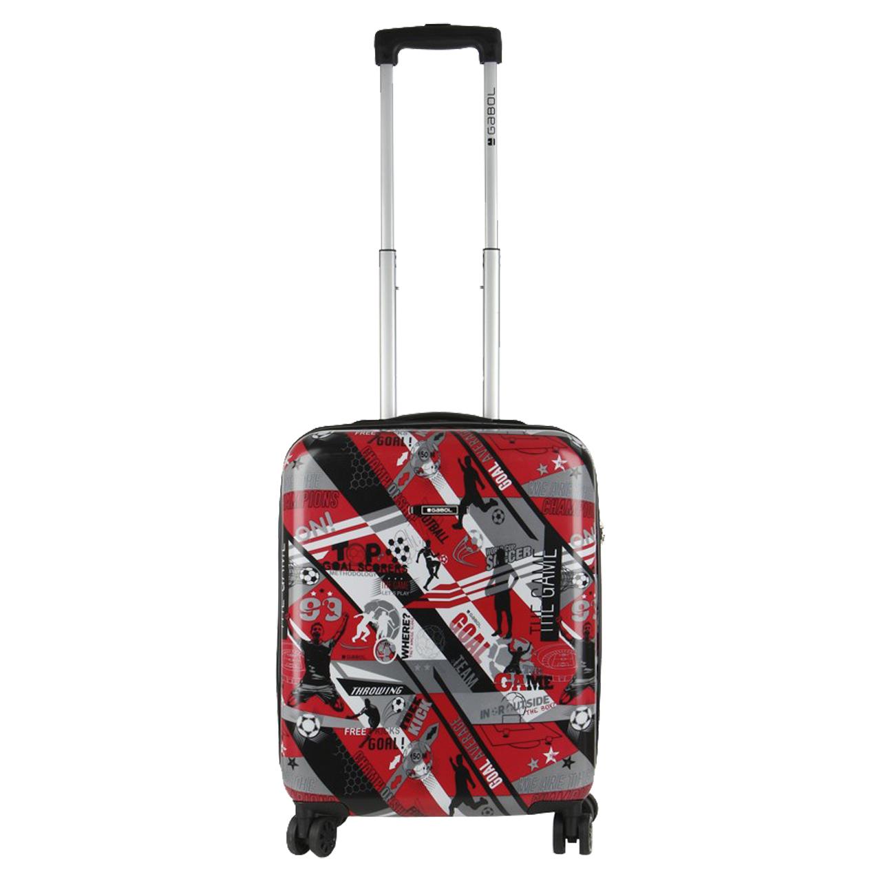 چمدان گابل مدل Game سایز کوچک