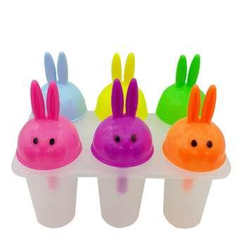 قالب بستنی طرح خرگوش کد mk444