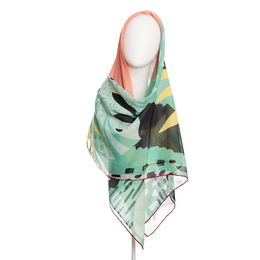 روسری زنانه نوولاشال کد 022492 -  - 1