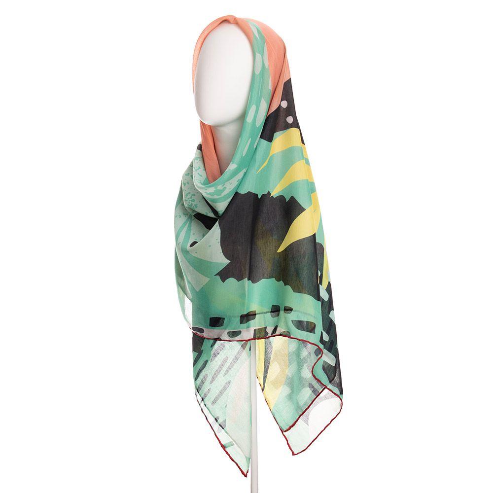 روسری زنانه نوولاشال کد 022492 -  - 2