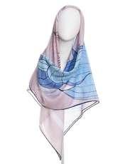 روسری زنانه نوولاشال کد 022499 -  - 1