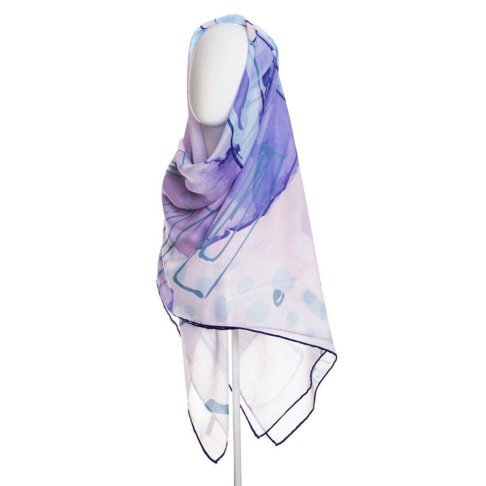 روسری زنانه نوولاشال کد 022451 -  - 2