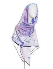 روسری زنانه نوولاشال کد 022451 -  - 3